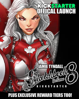 Jamie Tyndall Kickstarter Artbook8 2