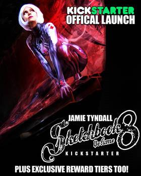 Jamie Tyndall Kickstarter Artbook8 4