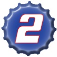 Kurt Busch Cap by NASCAR-Caps
