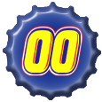 David Reutimann 2011 Cap by NASCAR-Caps