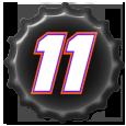 Denny Hamlin Cap by NASCAR-Caps