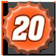 Joey Logano 2011 Cap by NASCAR-Caps