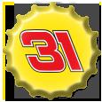 Jeff Burton 2011 Cap by NASCAR-Caps