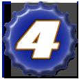 Kevin Harvick 2011 Cap NNS by NASCAR-Caps