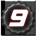 Tony Stewart 2011 cap NNS by NASCAR-Caps