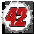 Tim Andrews 2011 cap by NASCAR-Caps