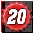 Joey Logano 2011 Cap NNS by NASCAR-Caps