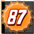 Kimi Raikkonen 2011 cap by NASCAR-Caps