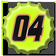 Charles Lewandoski 2011 cap by NASCAR-Caps