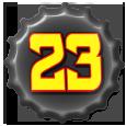 Scott Riggs 2011 cap NNS by NASCAR-Caps
