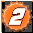 Kevin Harvick 2011 Cap CWTS by NASCAR-Caps