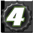Ricky Carmichael 2011 cap by NASCAR-Caps