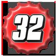 Brad Sweet 2011 cap by NASCAR-Caps