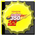 Kurt Busch Infineon by NASCAR-Caps