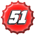 Landon Cassill 2011 cap by NASCAR-Caps