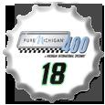 Kyle Busch Michigan by NASCAR-Caps