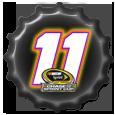 Denny Hamlin Chase by NASCAR-Caps