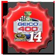 Tony Stewart Chicago by NASCAR-Caps