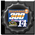 Tony Stewart Loudon by NASCAR-Caps