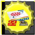 Kurt Busch Dover by NASCAR-Caps