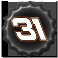 Jeff Burton Cap by NASCAR-Caps