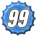 Carl Edwards Cap by NASCAR-Caps