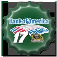 Matt Kenseth Charlotte by NASCAR-Caps