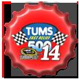 Tony Stewart Martinsville by NASCAR-Caps
