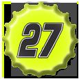 Paul Menard Cap by NASCAR-Caps