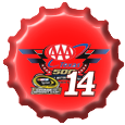 Tony Stewart Texas by NASCAR-Caps