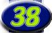 David Gilliland Jelly by NASCAR-Caps