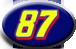 Joe Nemechek Jelly by NASCAR-Caps