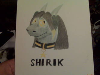 Shirik badge