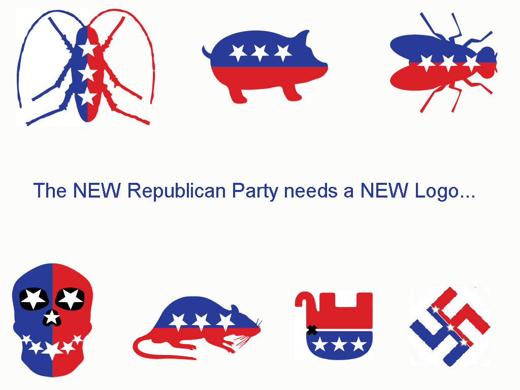Republican Logo Ideas by SrVnDaNK