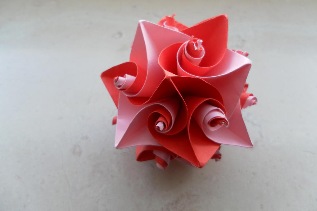 curl origami 3 valentines theme by fleecyblue on deviantart