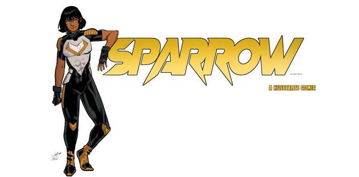 SPARROW IS ON KICKSTARTER