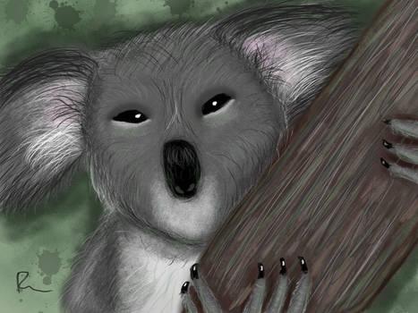 GreyScale Koala