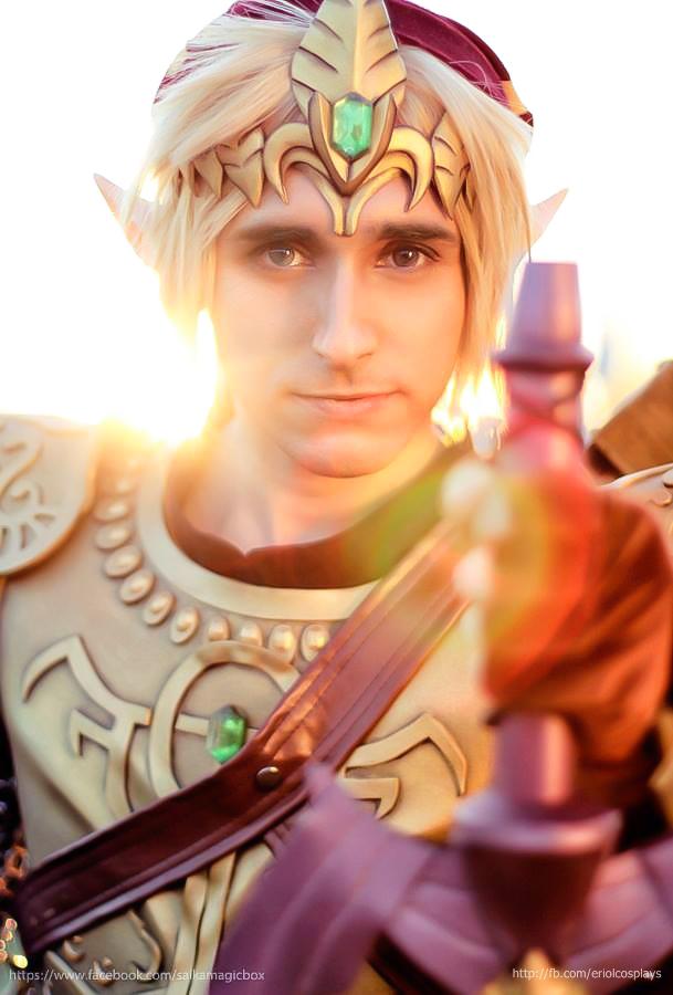 Legend of Zelda: Twilight Princess - Sunset by eriolcosplays