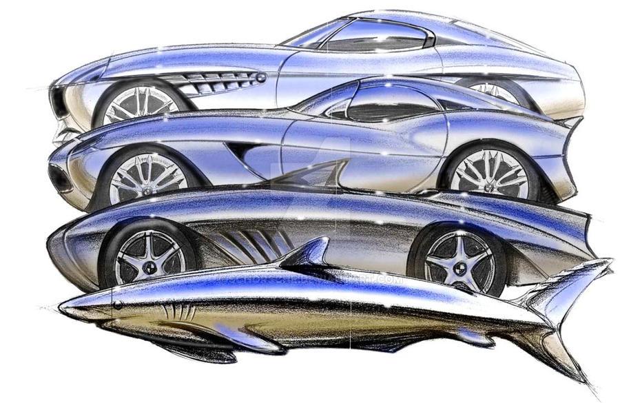 Bmw Z8 Concept Bmw Concept Z4 First Look Motor Trend Bmw