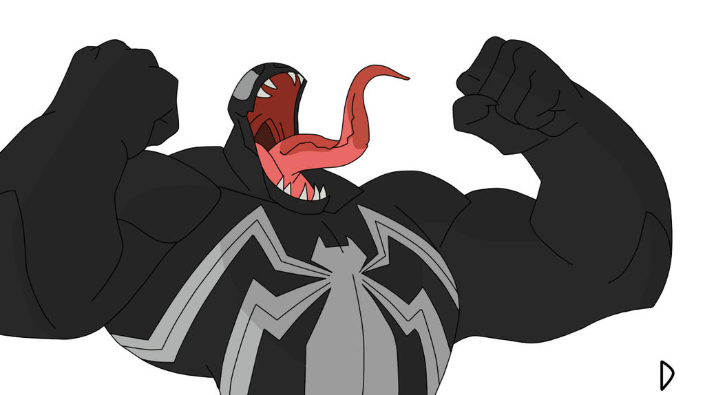 Spiderman venom x oc fanfiction