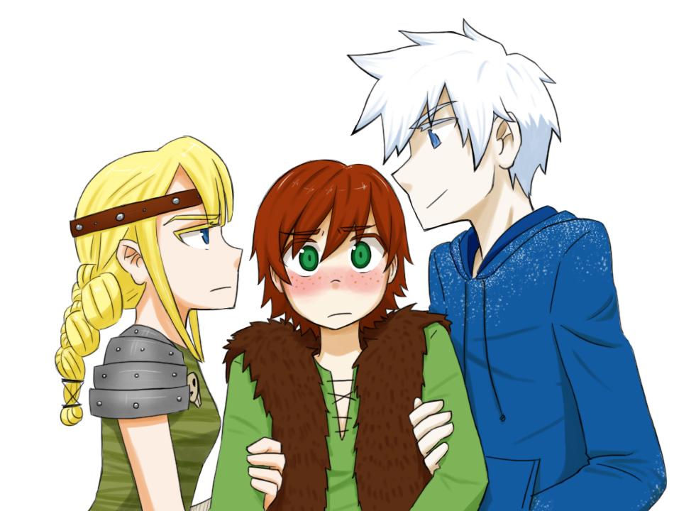 ASTRID VS JACK By Isrslyhavenoidea On DeviantArt