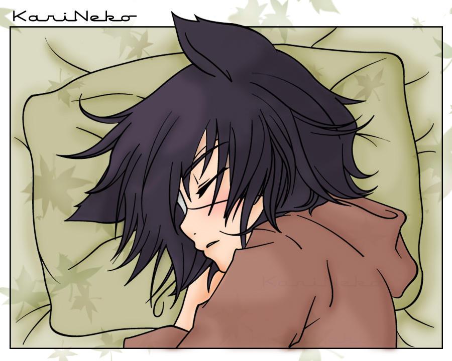 +Loveless+Sleeping by KariNeko
