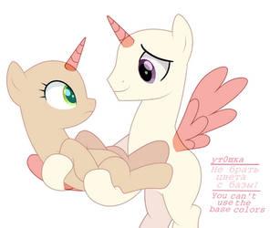 pony base! by yt0shka
