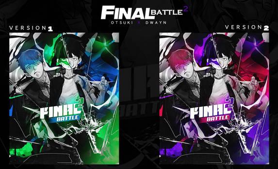 Final Battle 2 - With Otsuki by Dwayn-KIN