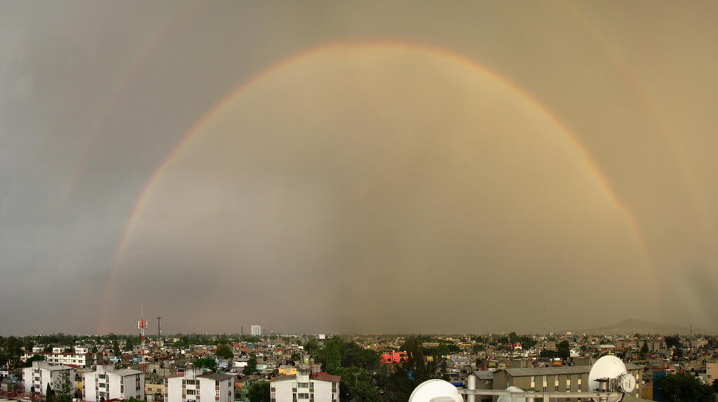 The biggest rainbow ever seen 2 by yehecatl