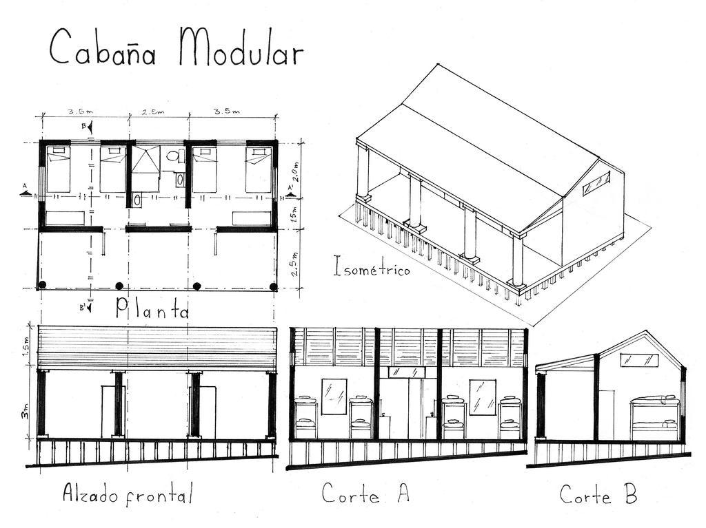 Casa prototipo, Las margaritas by yehecatl