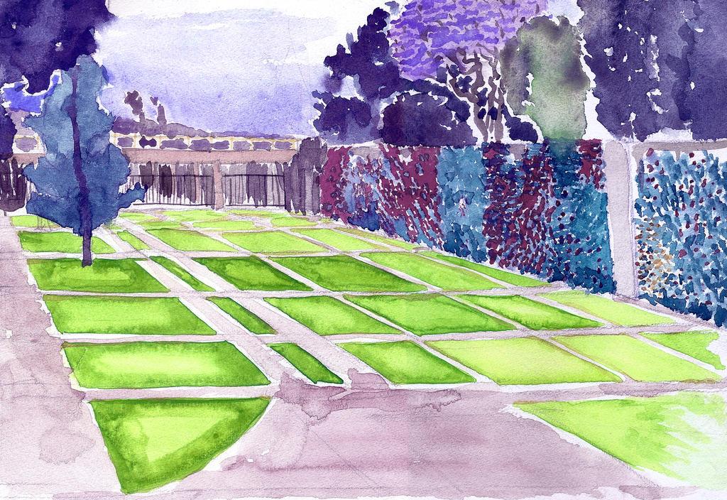 Jardin, campos eliseos by yehecatl