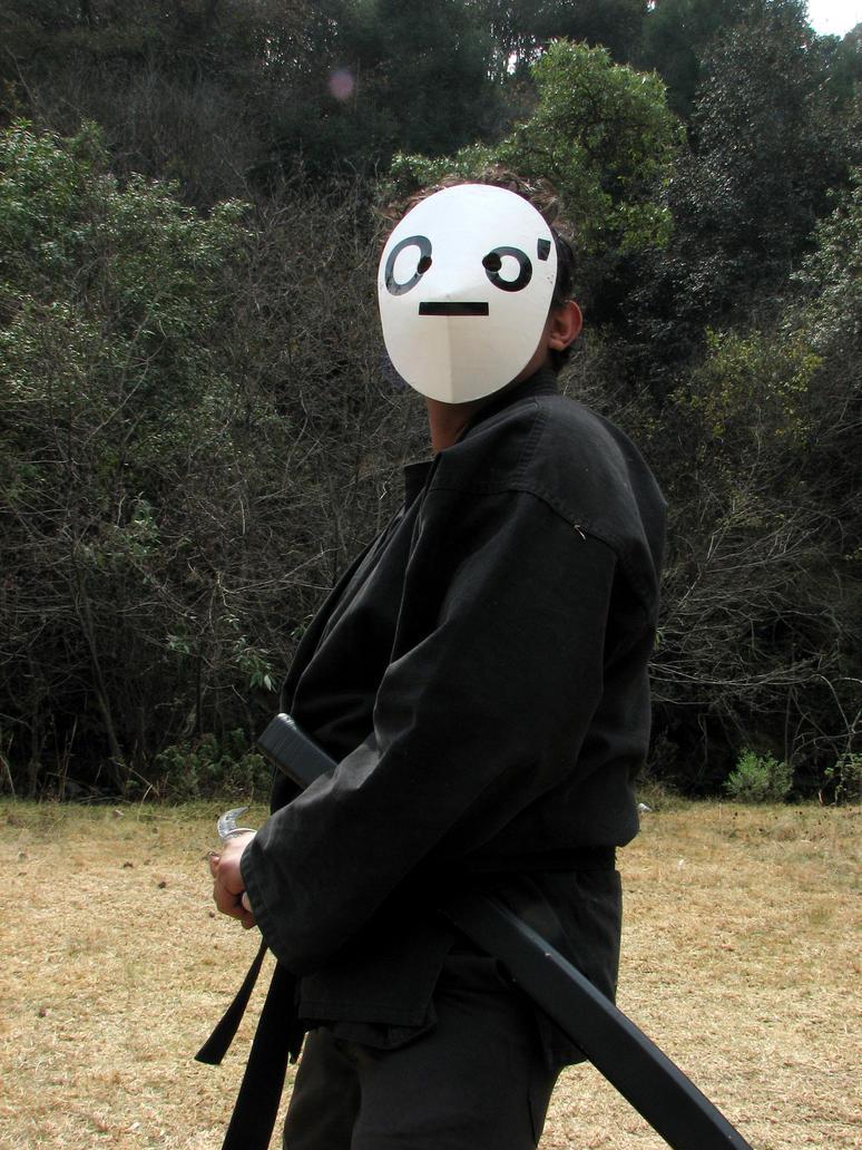 Clan Emoji, Ninja O_o' by yehecatl