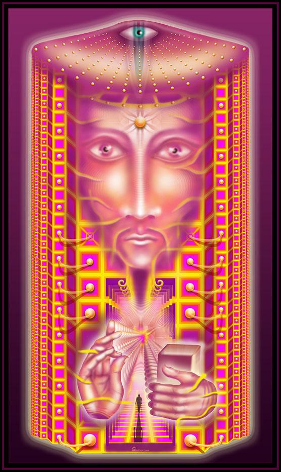 Fractal Prophet by Giohorus