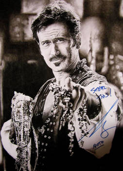 Bruce Campbell - Autolycus